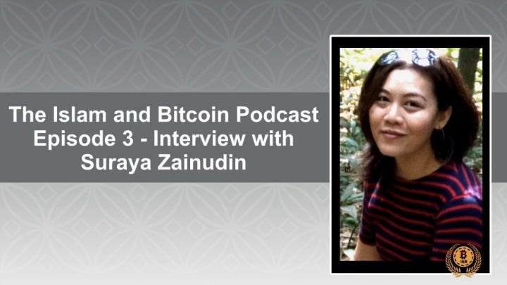Bitcoin in Malaysia with Suraya Zainudin