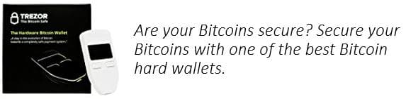Trezor Hard Wallet