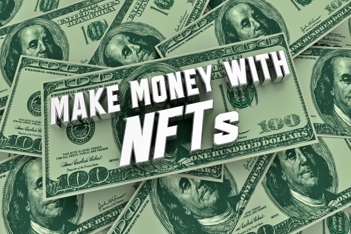 How to make money with NFTs
